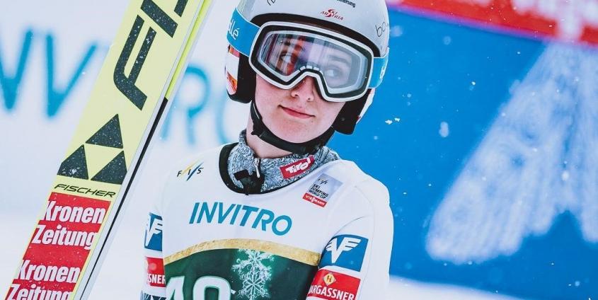 Skispringerin Sorschag Sophie studiert im Programm Spitzensport und Studium