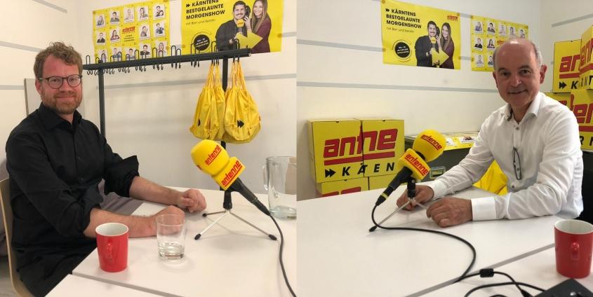 Wir wollen's wissen - Podcast - Antenne Kärnten
