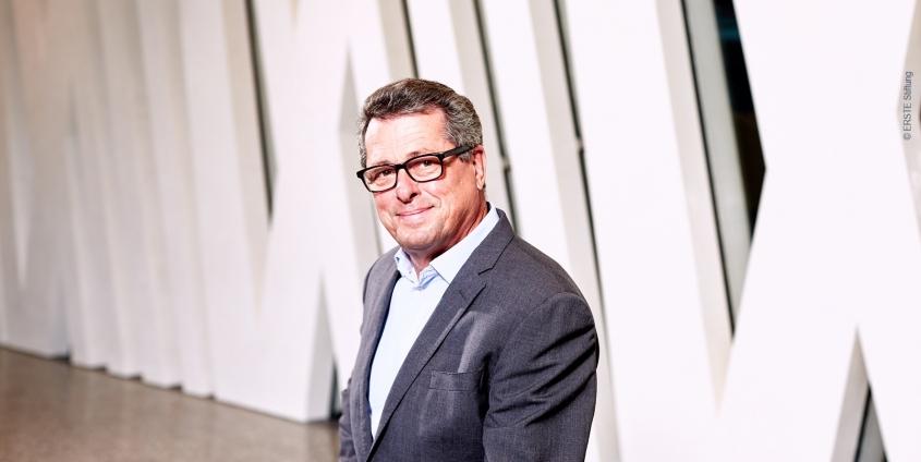 Mario Catasta, CEO of ERSTE Foundation