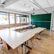 Seminarraum Universität Klagenfurt