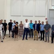 Der Forschungs- und Wissenschaftsrat Kärnten und eine Delegation vom Land Kärnten besuchten Europas größte Drohnenflughalle