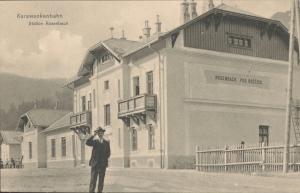 Karawankenbahn-Station-Rosenbach