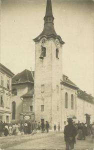 Klagenfurt Elisabethinenkirche