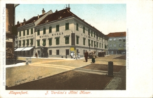 Klagenfurt Hotel Moser