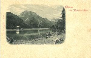 Gruss vom Raibler See