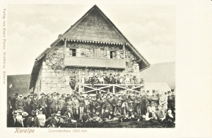 Koralpe-Touristenhaus