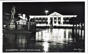Klagenfurt-Neuer-Platz-bei-Nacht