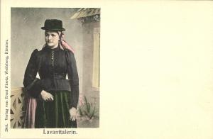Lavanttaler-Frauentracht