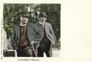 Lavanttaler-Bauerntracht