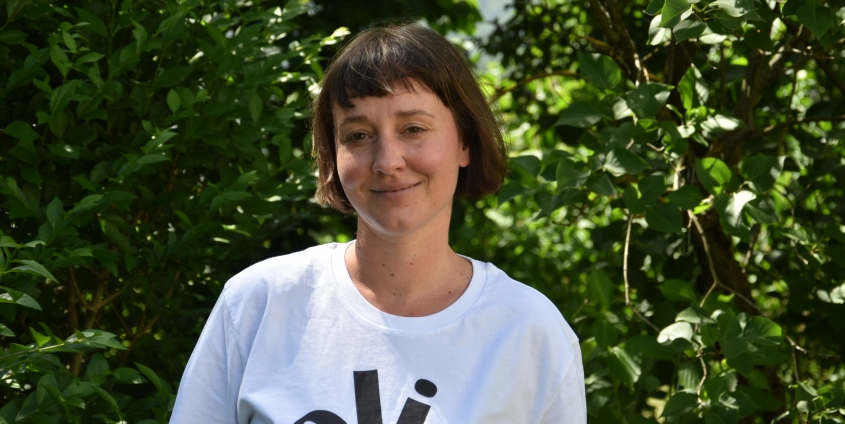 Portraitfoto von Alina Zeichen