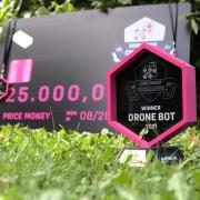 Drohnenwettbewerb - Preis