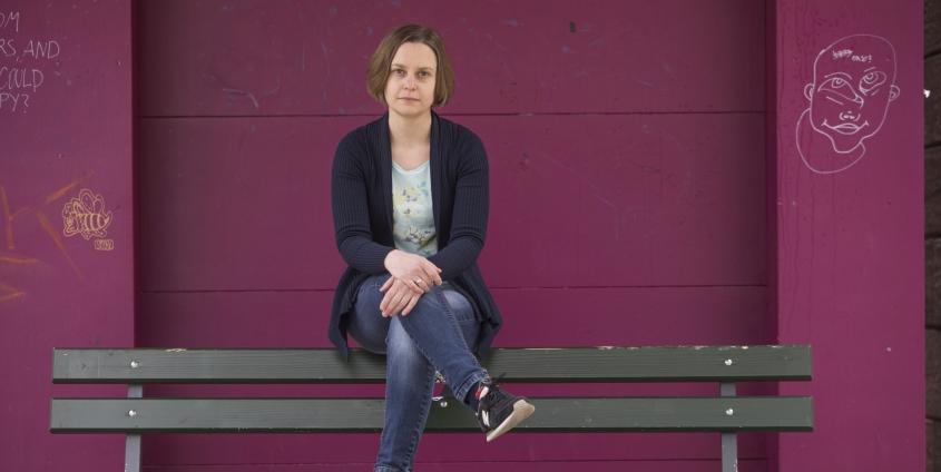 Portraitfoto von Sandra Hölbling-Inzko