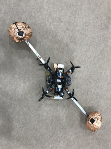 Drohne für AMADEE20 | Foto: aau/KK