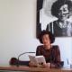 Maja Haderlap, Lesung Foto edith Bernhofer