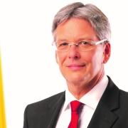 Landeshauptmann Peter Kaiser   Vortragender