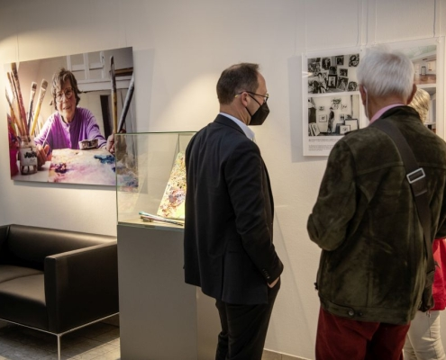 Ausstellung Arteficia | Foto: Karlheinz Fessl