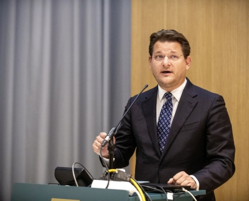 Rektor Oliver Vitouch | Foto: Karlheinz Fessl